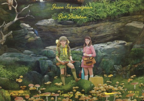 Movie Poster for Moonrise Kingdom Photo: http://www.indiewire.com