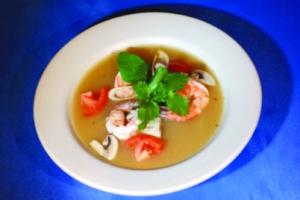 Tirto Restaurant Soup