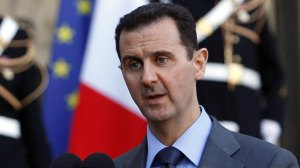 President of Syria Badhar Al-Assad. (Photo: Google Images