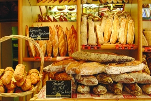 Bauggettes on display in a French shop. (Photo: Google Images)