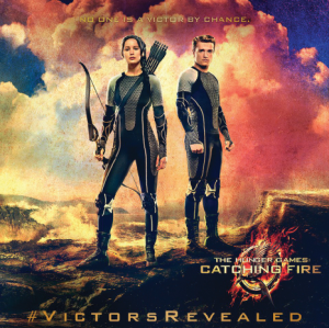 Image: Catching Fire Movie Poster (Photo: Google images)