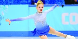 American Figure Skater Gracie Gold (Credit: Google Images)