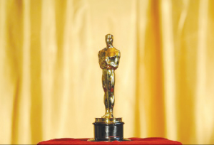 Academy Awards trophy from the Oscar's 2013 (Photo: Google Images)