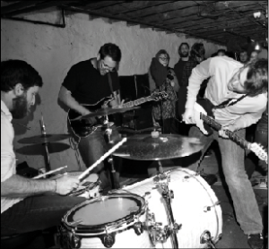 Band You Blew It performing (Photo: Google Images)