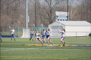 Women's Lacrosse against United States Merchant Marine (Photo: Christopher Riley)