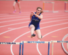 Danielle Granger '16 competing at Gettysberg College (Photo: Goucher Athletics)