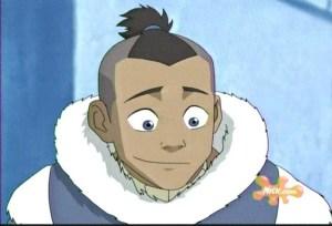 Sokka from Avatar the Last airbender